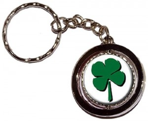 four-leaf-keychain
