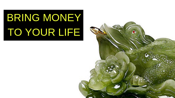 BRING MONEY TO YOUR LIFE